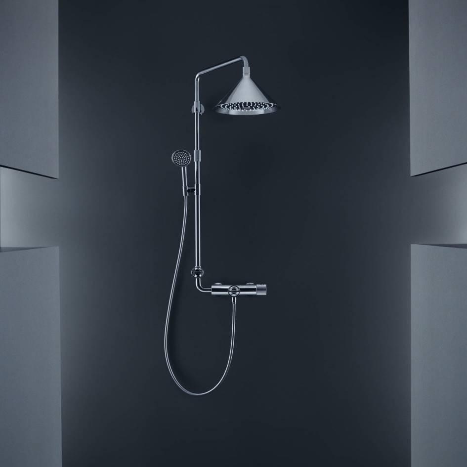 Верхний душ Axor Showers Front