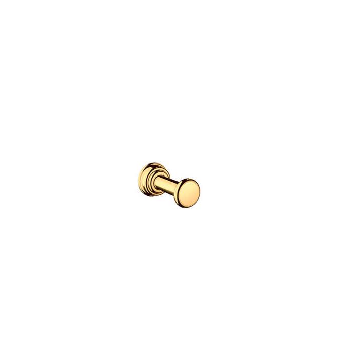 Axor Montreux Крючок одинарный, цвет: полированное золото