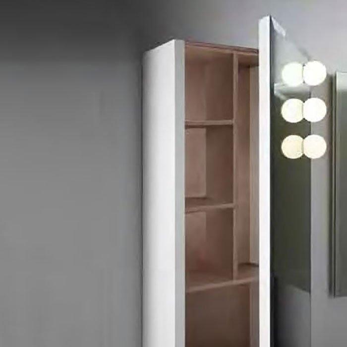 Karol Free Design OMEGA Подвесной пенал 40х15хh190 см. цвет: Bianco