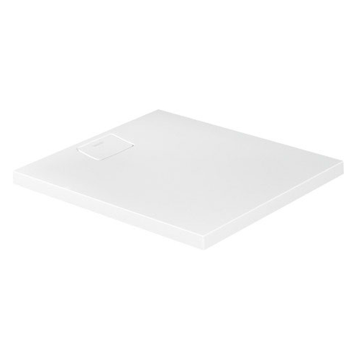 Duravit  Stonetto Поддон композитный прямоугольный  900x800х50mm, d90, цвет белый