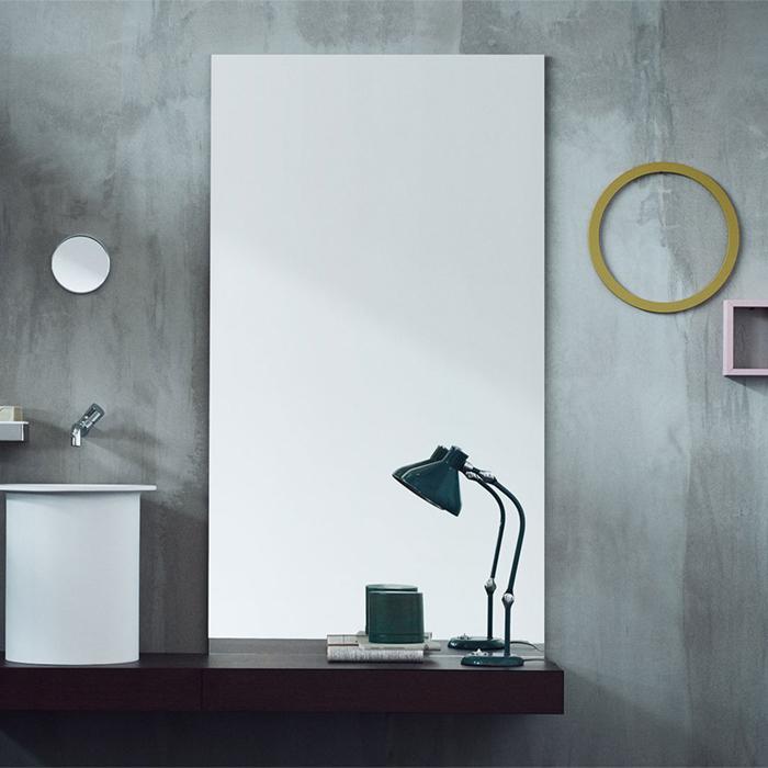 Agape Nudo Зеркало настенное 40x100x2.6 см