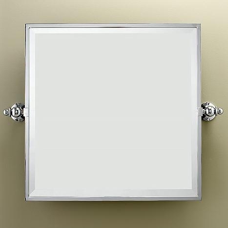 Devon&Devon New York Зеркало настенное поворотное 62,5хh51см, цвет хром