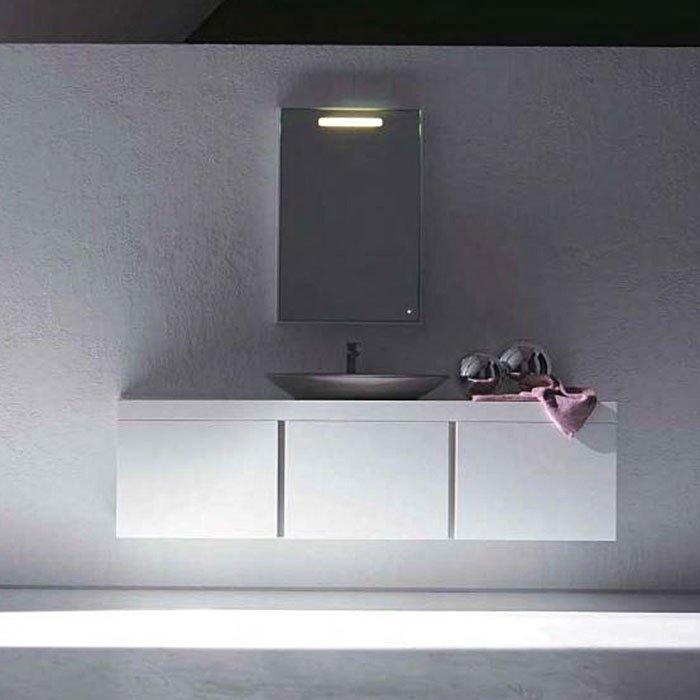 Karol Manhattan comp. №11, комплект подвесной мебели 190 см. цвет: Bianco Opaco