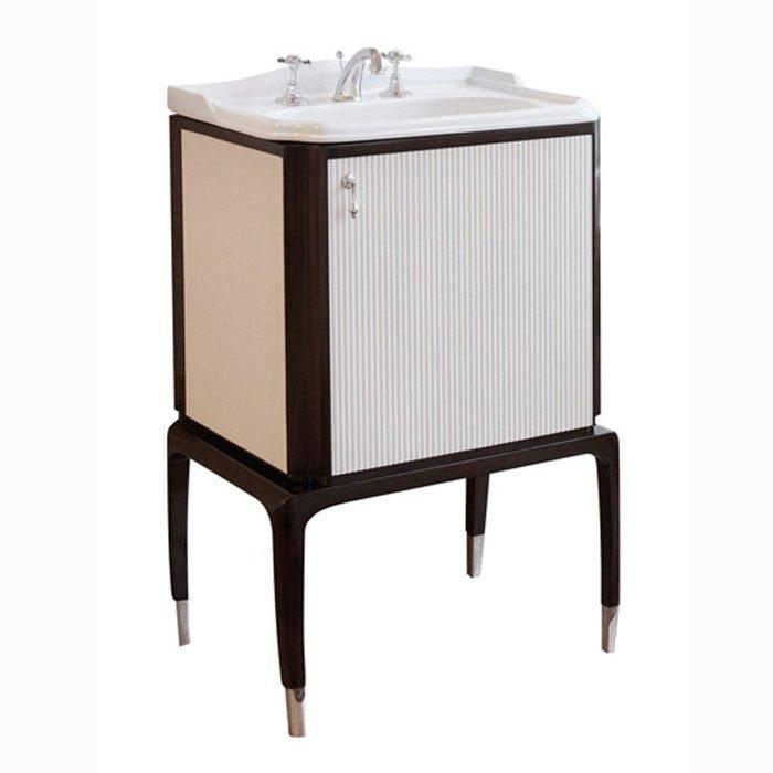 Gentry Home Grace Комплект мебели 63,5х90х49 см с раковиной