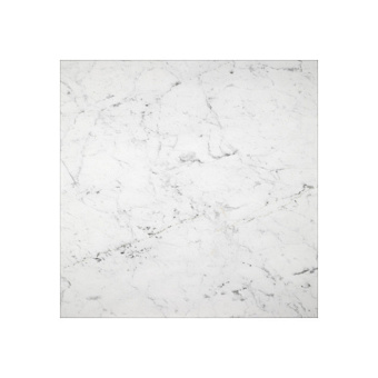 Devon&Devon Prestige Плитка из натурального камня 20x20см, универсальная, мрамор, prestige plain, цвет: white carrara