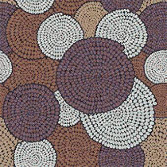 Mosaico+ Decor Мозаика 228.9x228.9см, универсальная, цвет: Round Brown