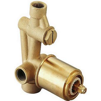 CISAL Встраиваемая часть однорычажного смесителя для ванны/душа, ZA00221004