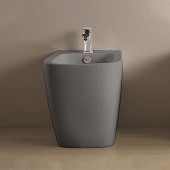 Artceram A16 Биде напольное 52,5х36хh42см, с 1 отв под смеситель, цвет: grigio oliva