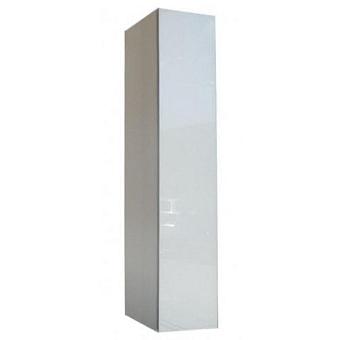Keuco Royal Reflex Высокий шкаф 1670х350х335 мм, с корзиной для белья, петли справа, Цвет: Белый