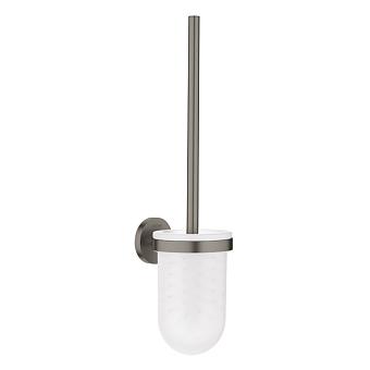 Grohe Essentials Туалетный ершик в комплекте, цвет: графит