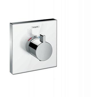 Hansgrohe ShowerSelect Highflow Смеситель для душа, термостатический, 1 источник, цвет: хром/белый