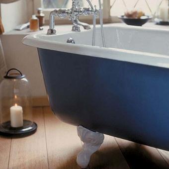 Ванна Gentry Home Margaret 170 отдельно стоящая 170х77,5хh61 см на ножках
