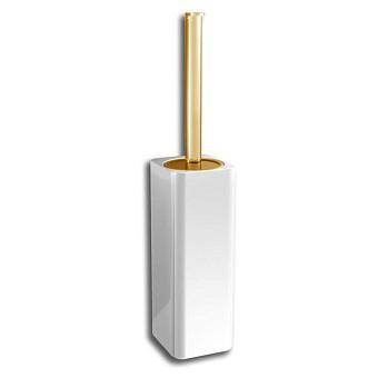 Bertocci Cento Ерш подвесной, цвет: белая керамика/золото