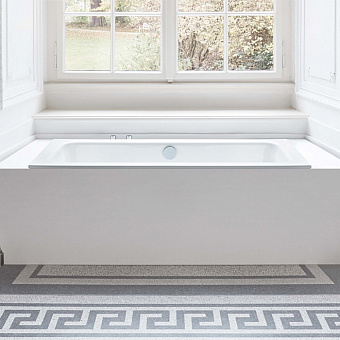 BETTE One Ванна 190х90х42 см, с шумоизоляцией, цвет: белый