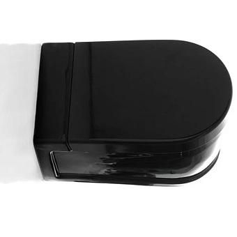Cielo Opera Tonda Унитаз подвесной 36x56.5x30h см, цвет: черный