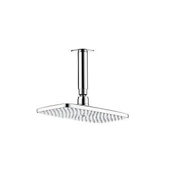 Axor Верхний душ Raindance E 240 AIR 1jet, потолочное подсоединение 100 мм, ½', цвет: хром