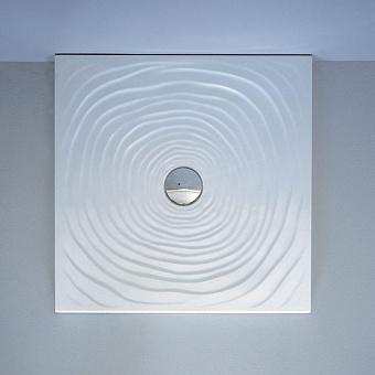 Flaminia Water Drop Душевой поддон 80x80xh5.5см, цвет: bianco