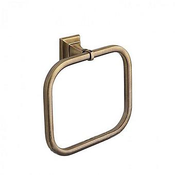 Colombo Portofino Полотенцедержатель кольцо, подвесной, цвет: бронза
