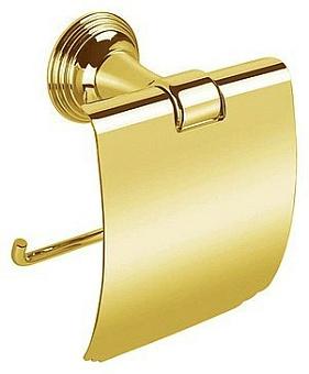 Colombo Hermitage В3391.HPS Держатель для бумаги с крышкой, золото