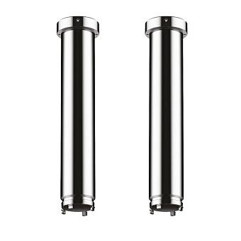 Axor ShowerSolutions Удлинение для потолочного подсоединения ShowerHeaven 1200 /300 4jet, цвет: хром