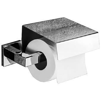 Colombo Basic Q, Держатель туалетной бумаги, Цвет: хром
