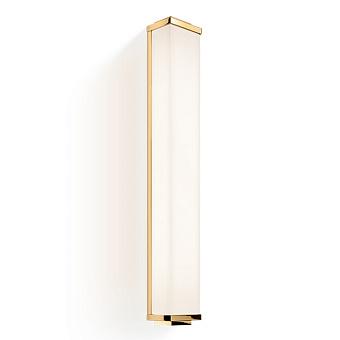 Decor Walther New York 60 N LED Светильник настенный 7x9x42см, светодиодный, 1x LED 10.3W, цвет: золото