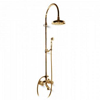 Bongio Radiant Смеситель для ванны, цвет золото