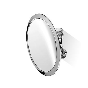Decor Walther SPT 12 Косметическое зеркало 23.5см, подвесное, с присосом, увел. 5x, цвет: хром
