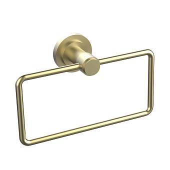 Cristal et Bronze Alliance Держатель для полотенец настенный, цвет золото
