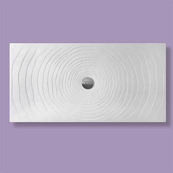 Flaminia Water Drop Душевой поддон 80x160xh5.5см, цвет: bianco
