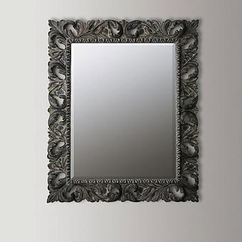 Devon&Devon Black Richard Зеркало, цвет: черный