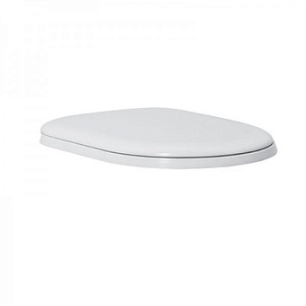 AZZURRA CHARME сиденье для унитаза, цвет: белый/бронза