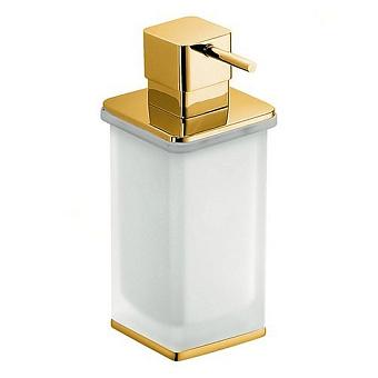 Colombo Lulu B9322.gold Дозатор для жидкого мыла, настольный