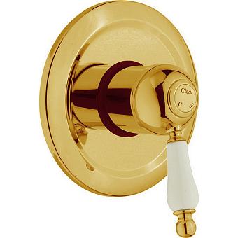 CISAL Arcana Empress Однорычажный смеситель для душа, цвет золото
