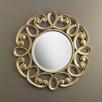 Devon&Devon Gold Norma Зеркало 100х100см, цвет: золото