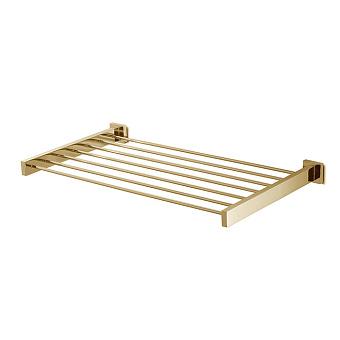 3SC SK Полочка-решетка 60х30хh4см, цвет: золото 24к. Lucido
