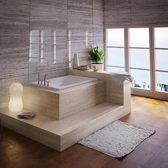 Bette LaBette Ванна встраиваемая 120х70х39 см, прямоугольная, BetteGlasur® Plus, цвет: белый