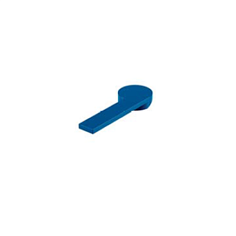 Gattoni Color Накладка на ручку смесителя для ванны, цвет Blu