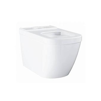 Grohe Euro Ceramic Унитаз 67x37 см, напольный, цвет: белый