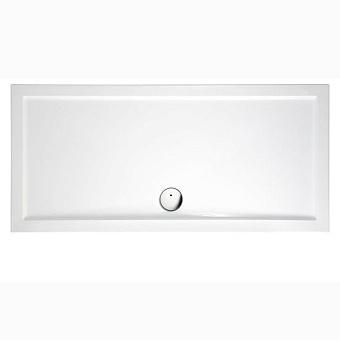 Burlington Zamori Поддон 150x76см центральный слив, цвет: белый