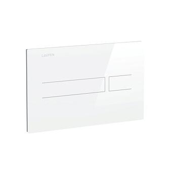 Laufen Installation System Клавиша смыва, двойная белая