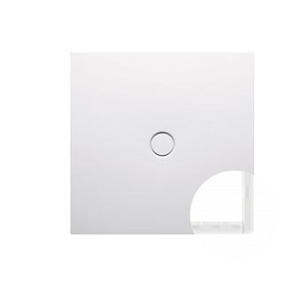 BETTE Душевой поддон прямоугольный 100х70х15 h5,5см, слив D=90 мм, белый