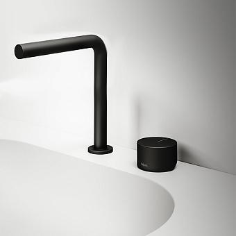 Falper Acquifero Излив, 40 см, цвет: черный матовый
