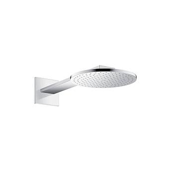 Axor ShowerSolution Верхний душ, Ø 250мм, 2jet, с держателем 450мм, настенный монтаж, цвет: хром