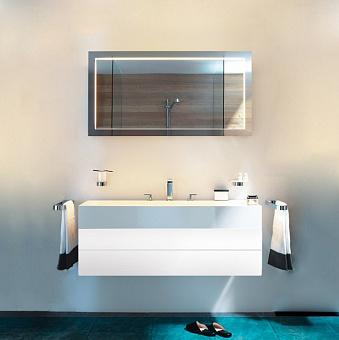 Keuco Edition 300 Комплект мебели 125x52.5х31.5 см, белый