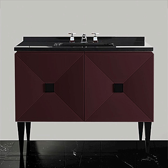 Devon&Devon Jetset 2, Комплект мебели, Цвет: prune