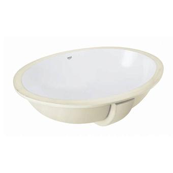 Grohe Bau Ceramic Раковина 45 см, встраиваемая, цвет: белый