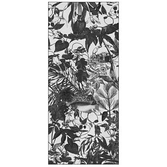 Ornamenta Operae Керамическая плитка 120х278см, настенная, декор: Herbarium Grey