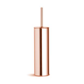 Bertocci Cinquecento Ерш напольный в металлической колбе, цвет: розовое золото