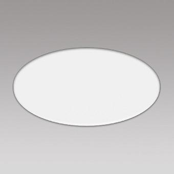 Artceram Vogue Полка круглая, для консоли ACA054, ACA058, керамика, цвет: белый матовый